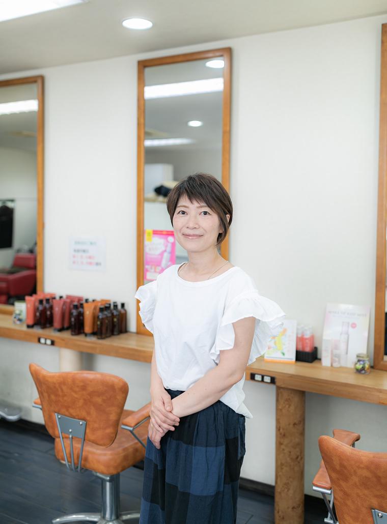 アマリ トモコ(甘利 智子)